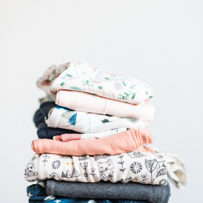 How to Contain the Clothing Chaos
