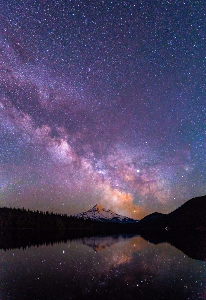 Let your Adventure Around the World take you stargazing in the Andes Mountains.