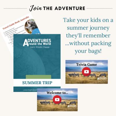 Adventures Around the World: Summer Trip