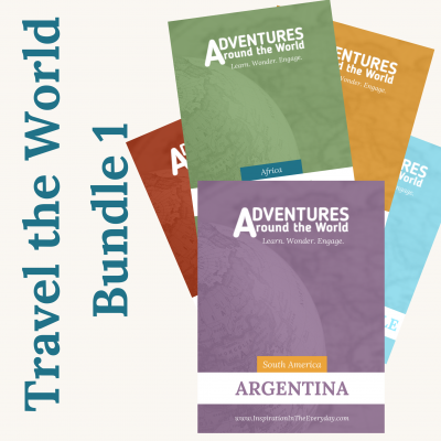 Adventures Around the World: Travel the World Bundle